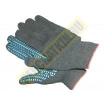 Перчатки с ПВХ-покрытием, перчатки х/б, 6-ти нитка, класс 10