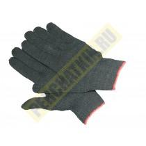 Перчатки двойные ХБ